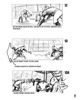 10 Good Questions With Storyboard Artist Warren Drummond