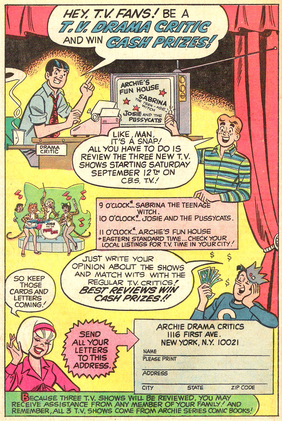 Read online Archie's Girls Betty and Veronica comic -  Issue #178 - 33