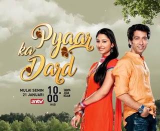 Sinopsis Pyaar Ka Dard ANTV Episode 59 - 61