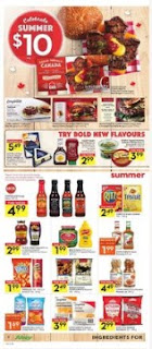 Sobeys flyer Better Food for all valid June 2 - 8, 2017