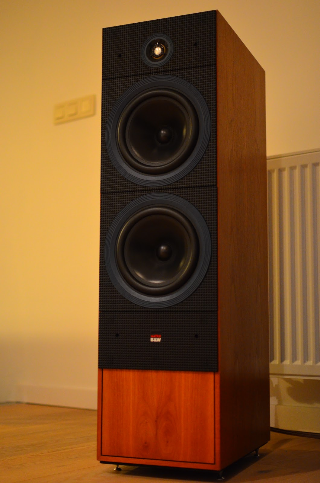 Bowers and Wilkins: Matrix 3 Serie 2 The Experience: maart