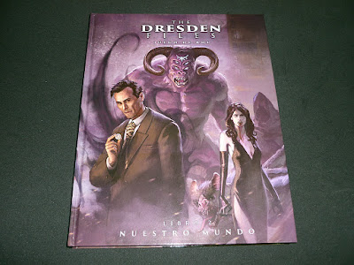 Reseña: The Dresden Files Vol2 Nuestro Mundo (Nosolorol)