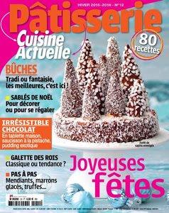 Télécharger Gratuitement Cuisine Actuelle Pâtisserie 80 recettes pdf