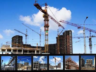 daftar alamat kantor kontraktor besar kota Palangka Raya
