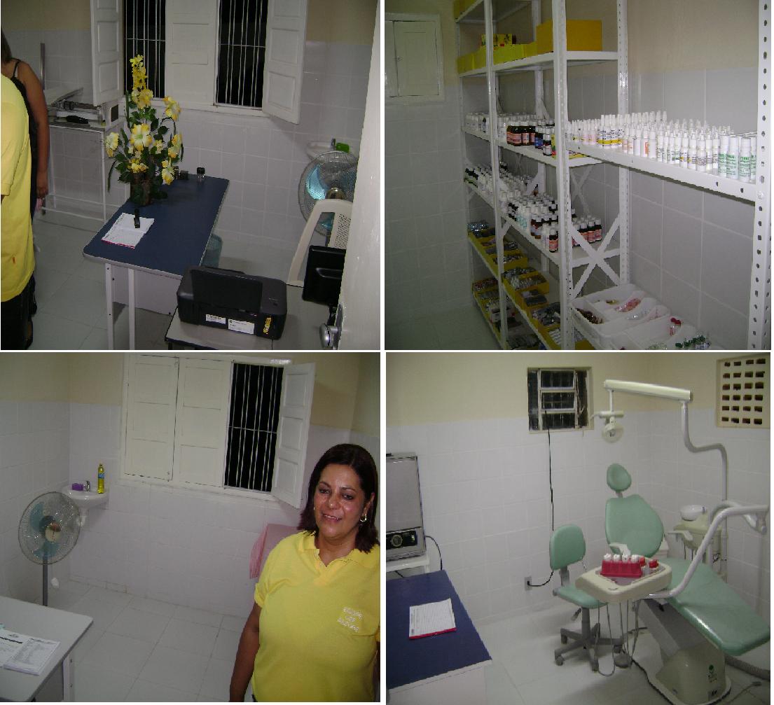 Prefeita de Capoeiras entrega a população a reforma e ampliação do  #8E823D 1105x1007 Banheiro Adaptado Para Senhora Idosa