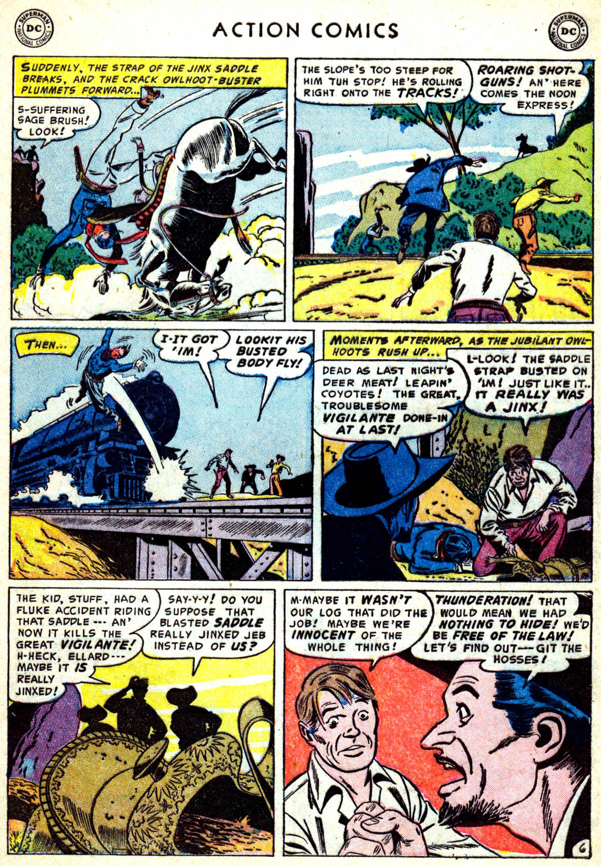 Action Comics (1938) 183 Page 38