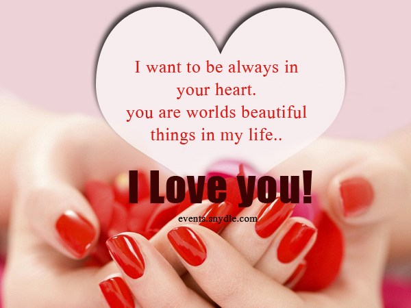 Sweet Romantic Love Messages That Give More Meaning To Love Love News