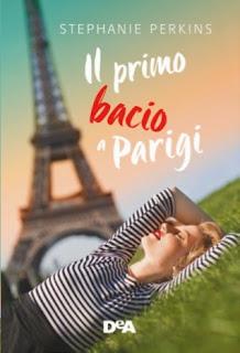 copertina primo bacio parigi