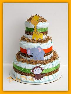 pastel-pañales