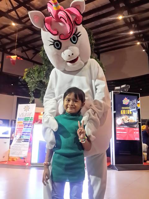 Spot Foto Boneka Unicorn Kuda Poni Food Junction Surabaya