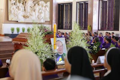 GP Bà Rịa: Thánh lễ an táng Cha Cố Phêrô Nguyễn Văn Giản - Ảnh minh hoạ 23