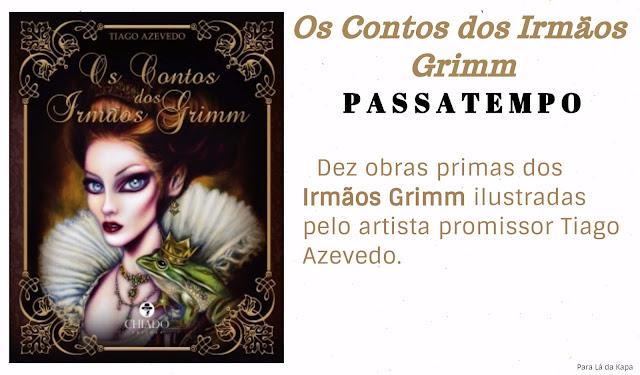 Passatempo Os Contos dos Irmãos Grimm