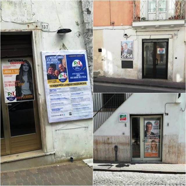"""Elezioni Europee 2019. Per il MeetUp Monte in MoVimento a Monte Sant'Angelo c'è """"LEGALITÀ A CHIACCHIERE"""""""