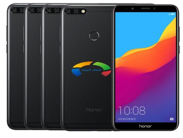 سعر ومواصفات موبايل Huawei Honor 7C في الدول العربية 2018