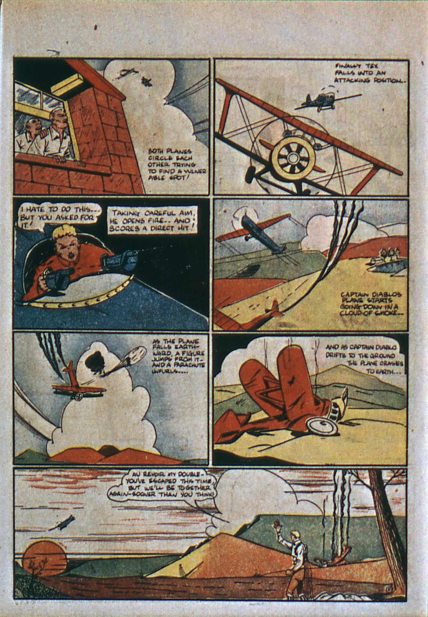 Read online Action Comics (1938) comic -  Issue #6 - 43