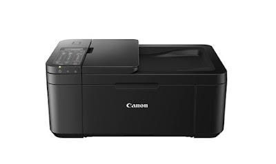 Canon PIXMA TR4500/TR4520 Review - Free Download Driver