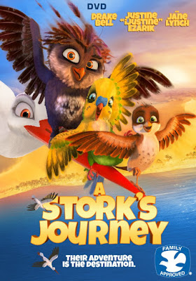 Download Film A Stork's Journey (2017) HDRip  Subtitle Indonesia
