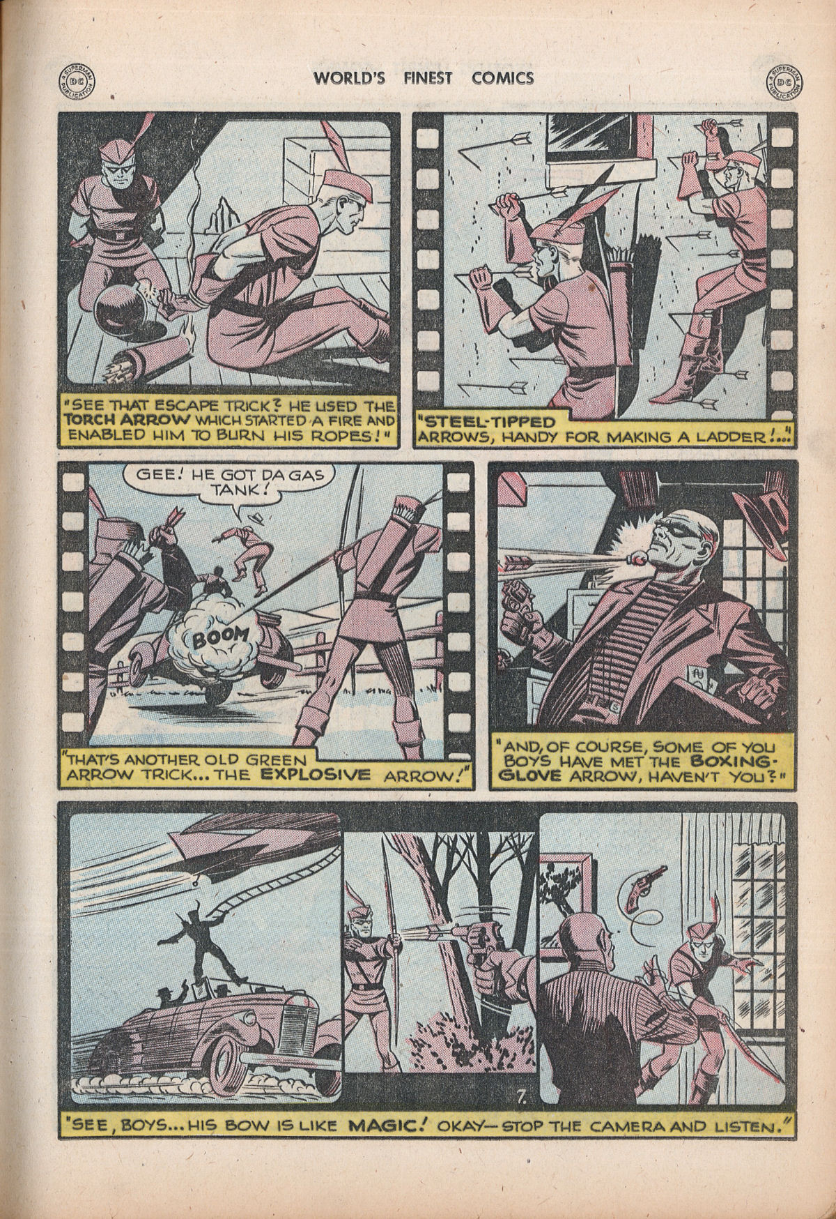 Read online World's Finest Comics comic -  Issue #32 - 23