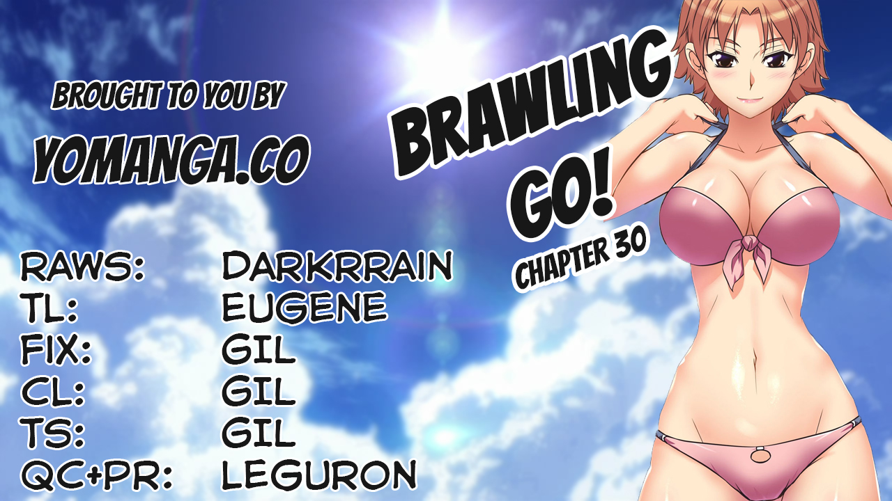 Brawling Go - Chapter 31