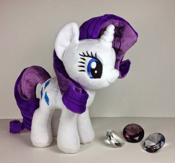 7d5197c0768 4th Dimension Rarity Plush 4th Dimension has revealed a new plush! They  also tweeted that she will available this fall in stores and online!