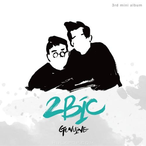 2BiC – 3rd Mini Repackage Album `Genuine` (FLAC)