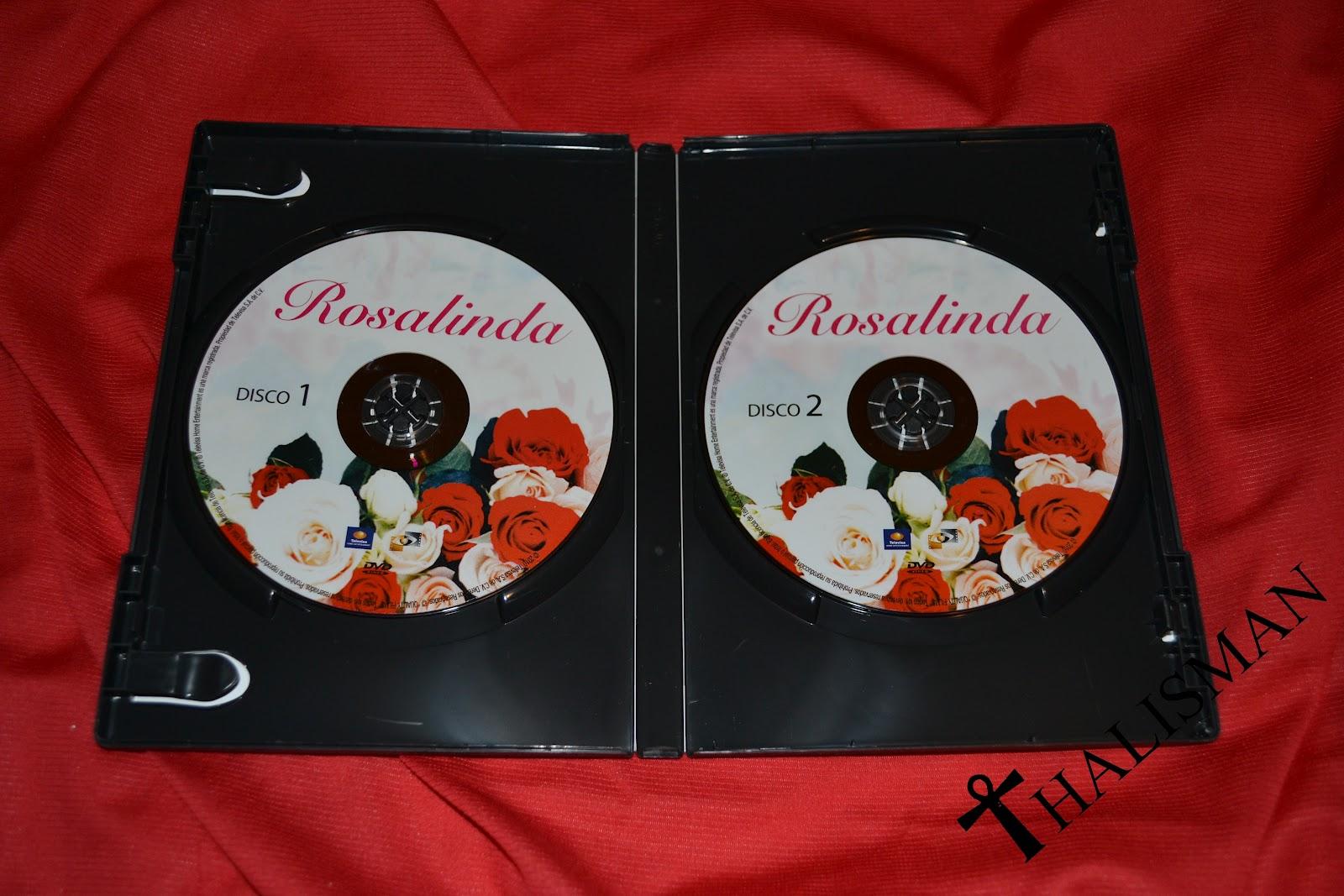 Rosalinda - Telenovela Novela DVD ( 2 Discos )