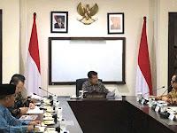 Wapres Pimpin Rapat Reforestasi DAS Jabar dan NTB