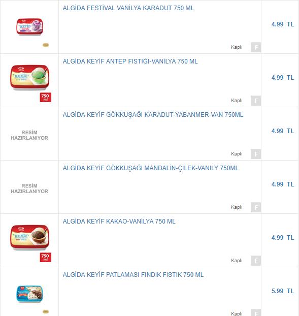 Algida Dondorma Fiyatları Sürekli Güncel Perakende Kulis