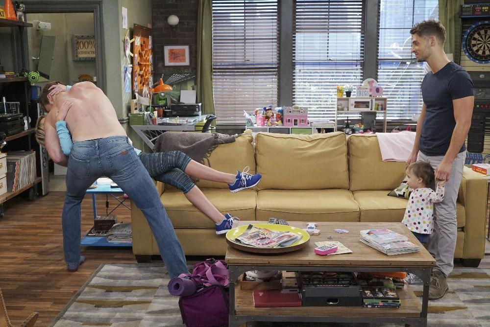 Baby Daddy - Season 5 Episode 2: Reinventing the Wheeler