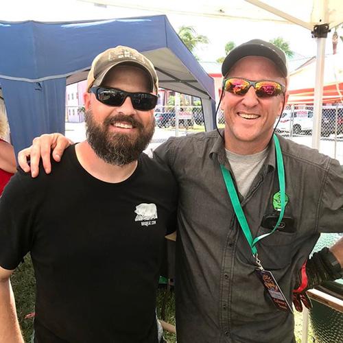 2017 Sunshine State Eggfest Wassi's Meat Market