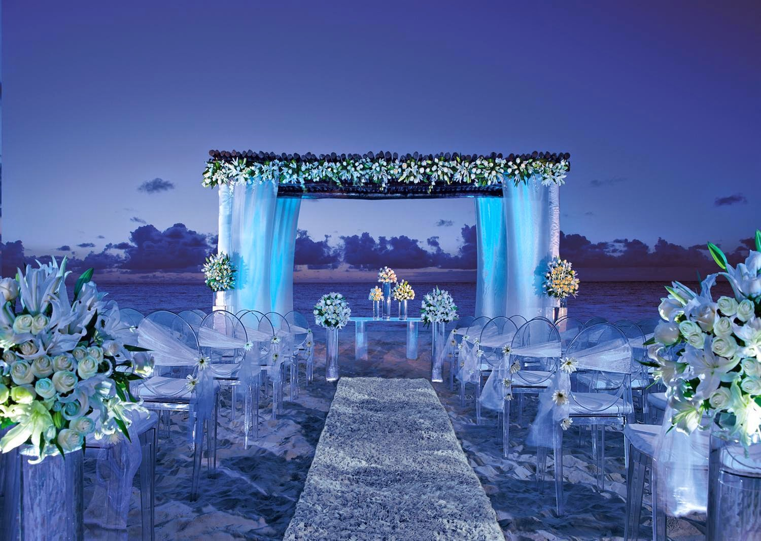 5 Ideas For A Great Beach Themed Wedding In Puglia: Wedding Good Puerto Rico