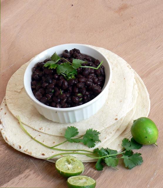 Cafe Rio Black Beans recipe