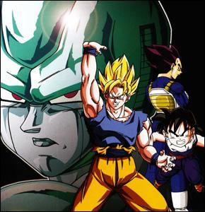 Dragon Ball Z Pelicula 06 -  Los Guerreros más poderosos