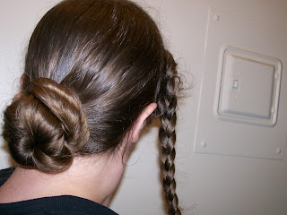 Hairdressing: Twisted and Plaited Chignons; Or Basics ...