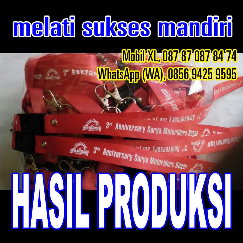 Tali Promo Lanyard: Tali Id Card 24jam Delivery Tali Id