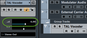 Ultimate Outsider: Setting Up Vocoders in Cubase Part 4: TAL-Vocoder