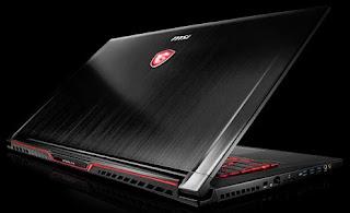 Spesifikasi Laptop MSI GS73 Stealth Pro 009