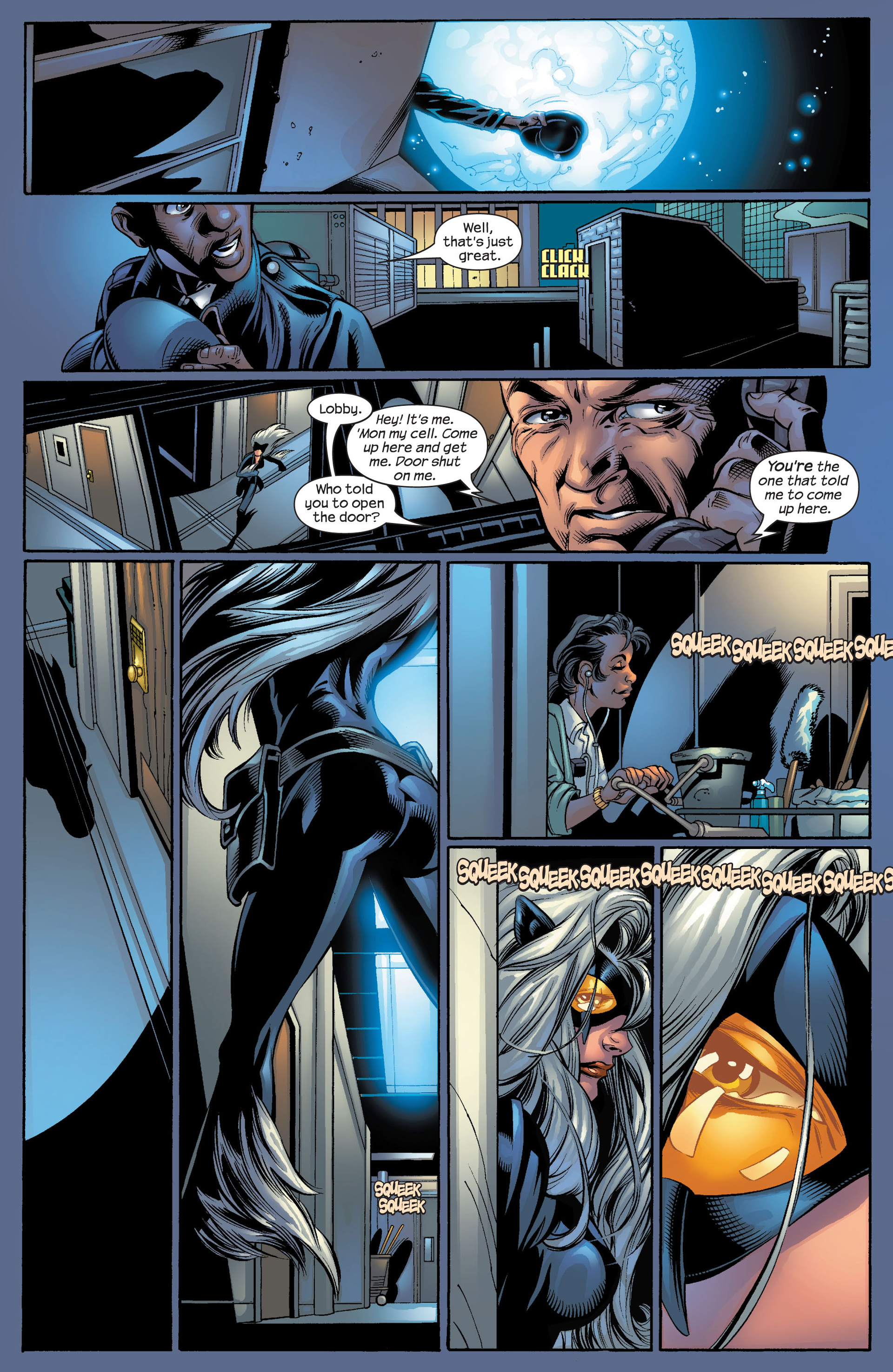 Read online Ultimate Spider-Man (2000) comic -  Issue #50 - 8