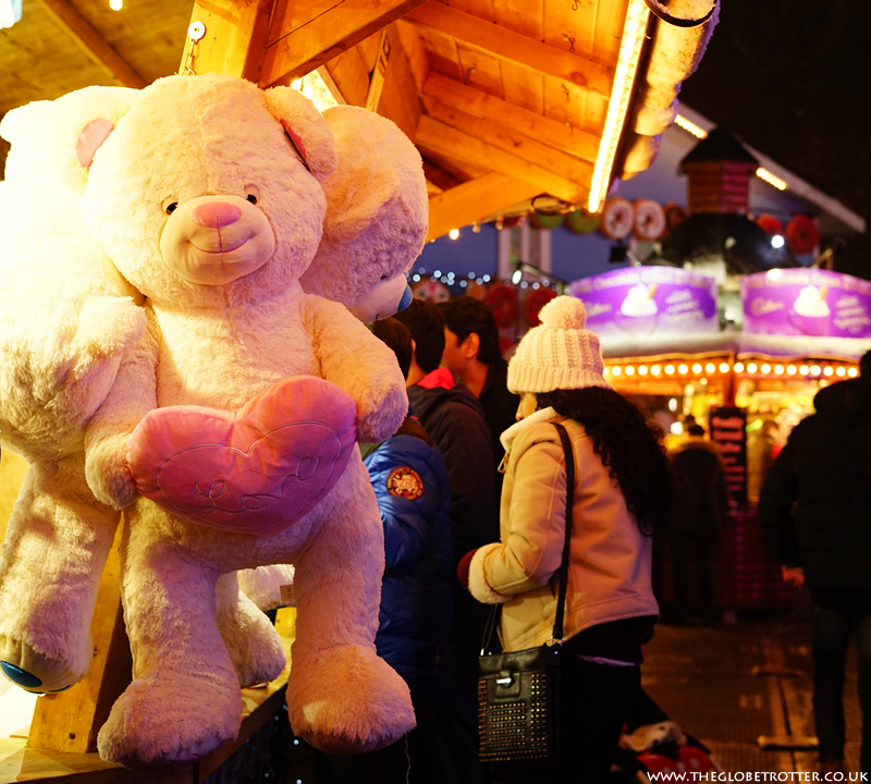 Hyde Park Winter Wonderland 2017
