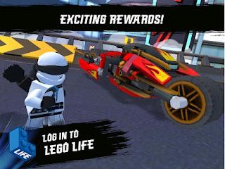 LEGO® NINJAGO® Ride Ninja Mod Apk