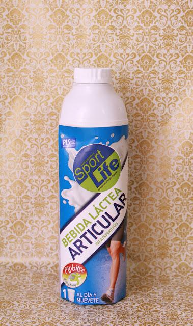 Sport Life Bebida Láctea Articular