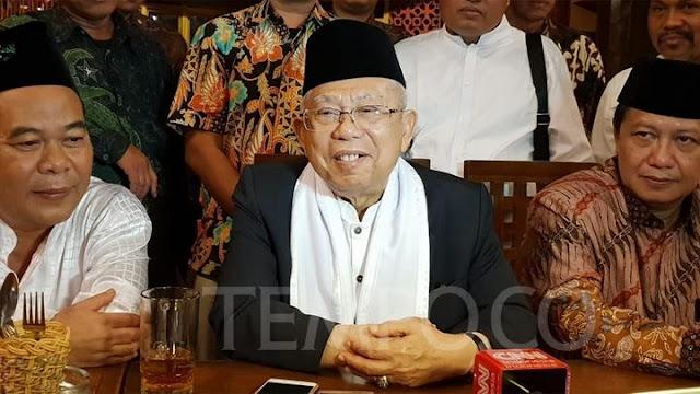 Gerindra Peringatkan Ma'ruf Amin yang Sebut Budek dan Buta