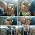 Kaffy Dancequeen's son gives his little sister loving kisses on the cheek (PHOTOS)