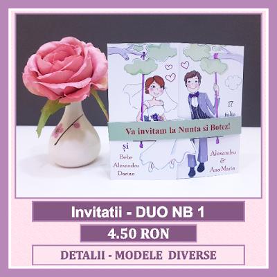 http://www.bebestudio11.com/2018/04/invitatie-nunta-si-botez-duo-nb-1.html