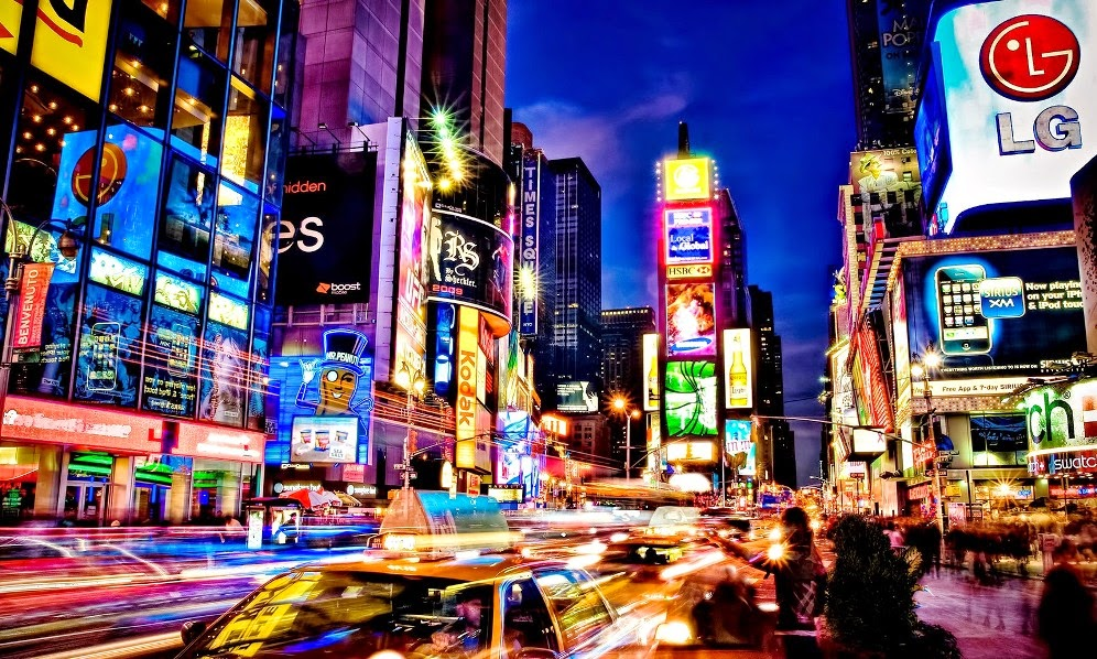 Times Square Ponto Turistico New York