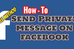Send Private Message On Facebook