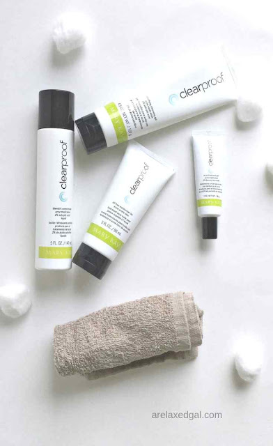 Getting Clear Skin With The Mary Kay Clear Proof Acne System | A Relaxed Gal