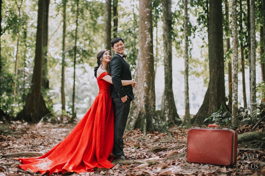 top bridal shop Malaysia