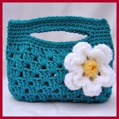 Bolso fácil crochet