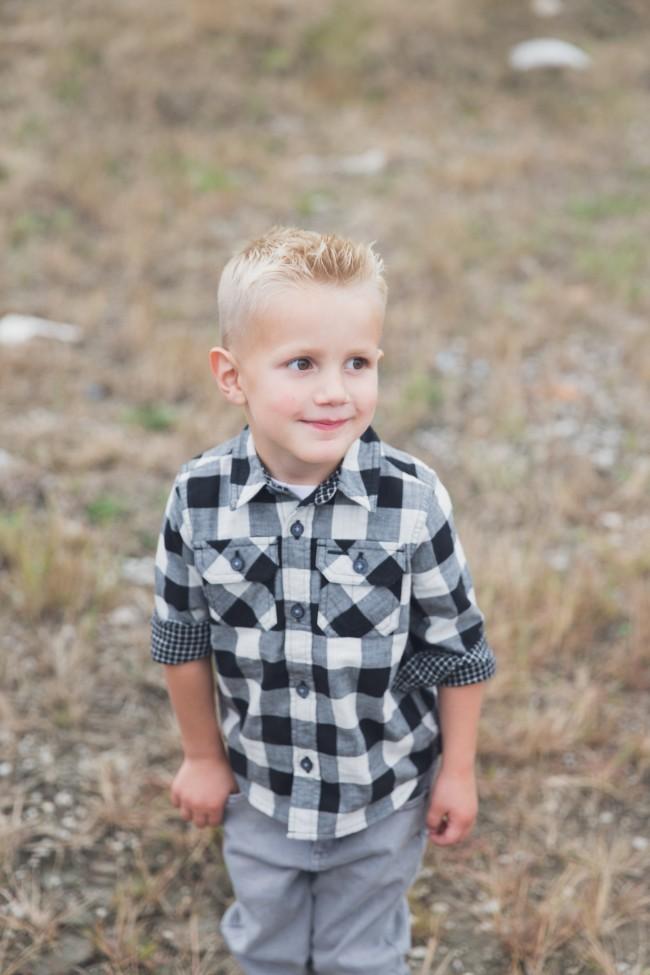 Little Boy Photo Outfit Ideas - Baker Nickels